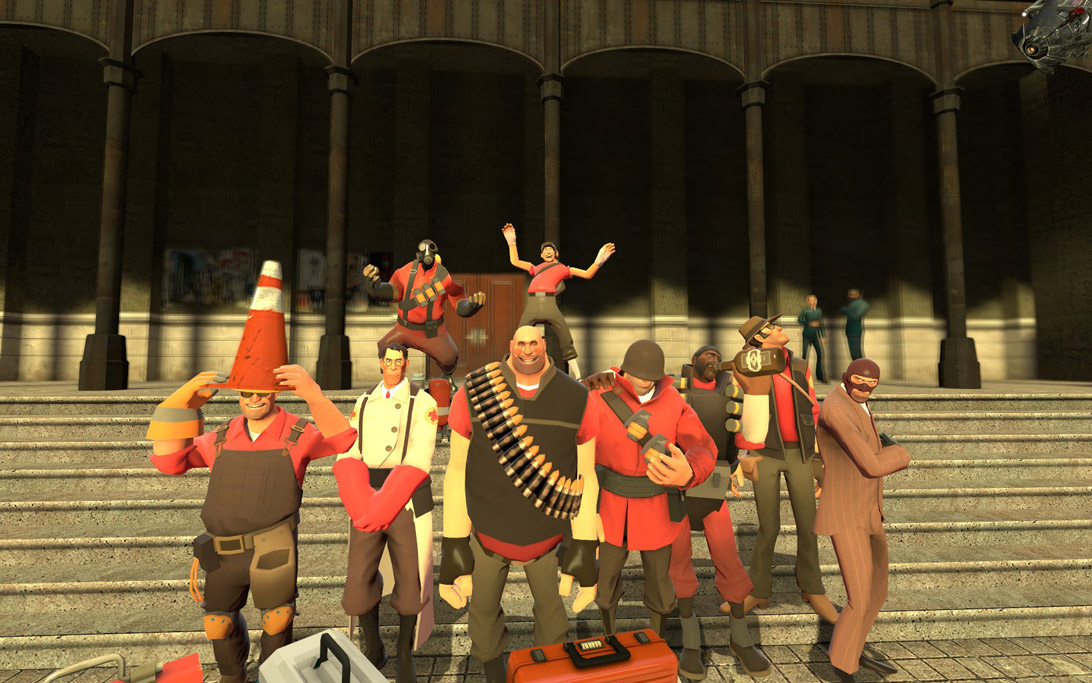 Garry's Mod 10 Ultimate Edition Tf03